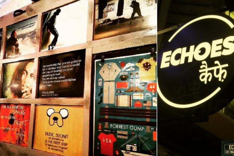 This Delhi cafe 'Echoes' run and managed completely by Deaf And Mute staff, And It's pretty Awesome