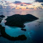 Bawah Island : Drivers' Paradise in the South China Sea