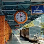 UNESCO World Heritage Kalka-Shimla toy train