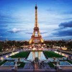 Paris – The hottest spot in the world