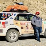 36,800 Kms In 131 Days, This 60-Year-Old Turban Traveller Is Living His Dream Of Travelling The World