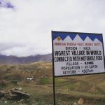 Komic Village – Highest Village in the world connected with Motorable Road